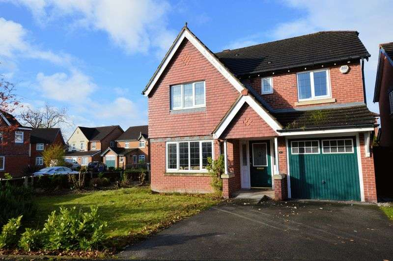 4 Bedrooms Detached House for sale in Grasmere Drive, Bury