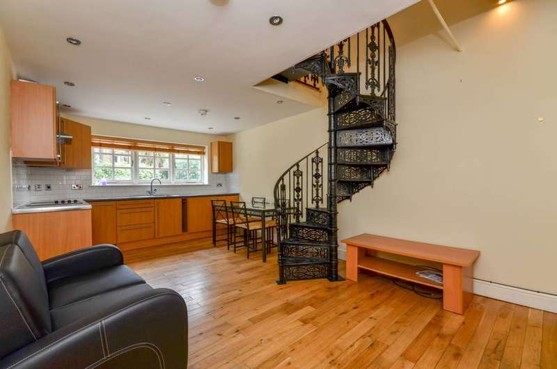 1 Bedroom House for sale in Salisbury Mews, Fulham, SW6