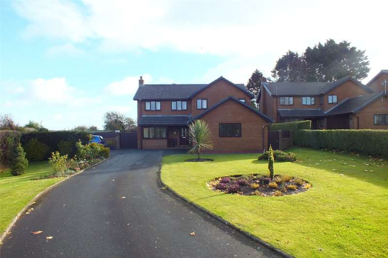 4 Bedrooms Detached House for sale in Southlands, St. Daniels Hill, Pembroke