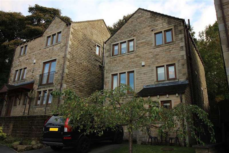 5 Bedrooms Property for sale in Deer Hill Drive, Marsden, Marsden Huddersfield
