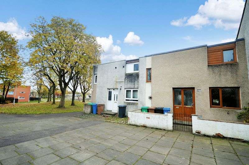 2 Bedrooms Terraced House for sale in Colliston Avenue, Pitteuchar, Glenrothes