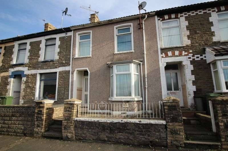 3 Bedrooms Terraced House for sale in Bedw Road, Cilfynydd, Pontypridd, CF37 4NU