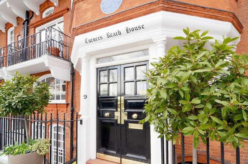 1 Bedroom Flat for sale in Chelsea Embankment, Chelsea, SW3