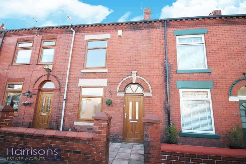 2 Bedrooms Terraced House for sale in Bolton Road, Atherton, Manchester, Greater Manchester.