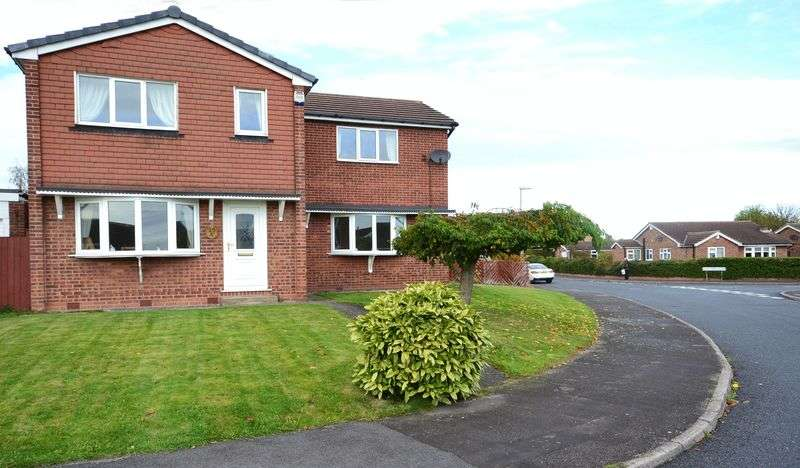 4 Bedrooms Detached House for sale in Celandine Rise, Swinton