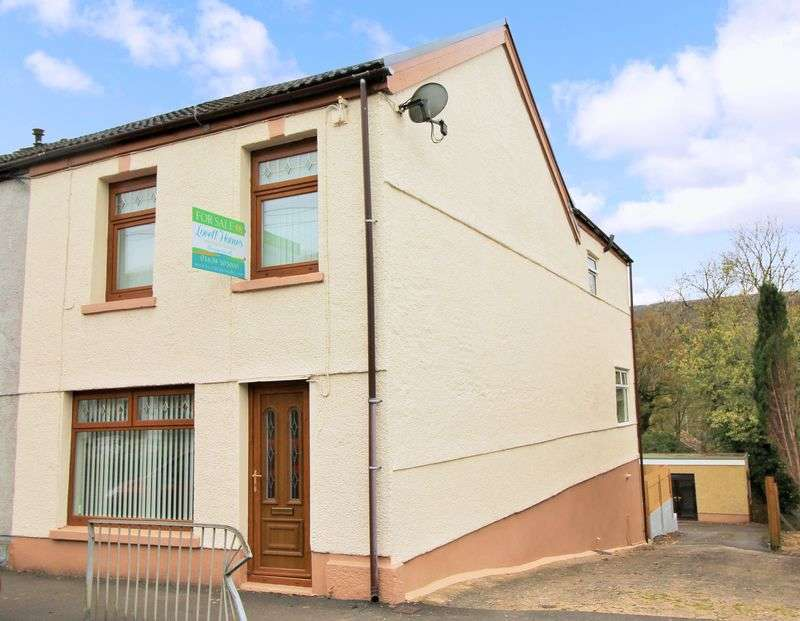 3 Bedrooms Semi Detached House for sale in Swansea Road, Swansea, Neath, Port Talbot SA8