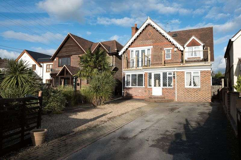 5 Bedrooms Detached House for sale in Nursling, Southampton
