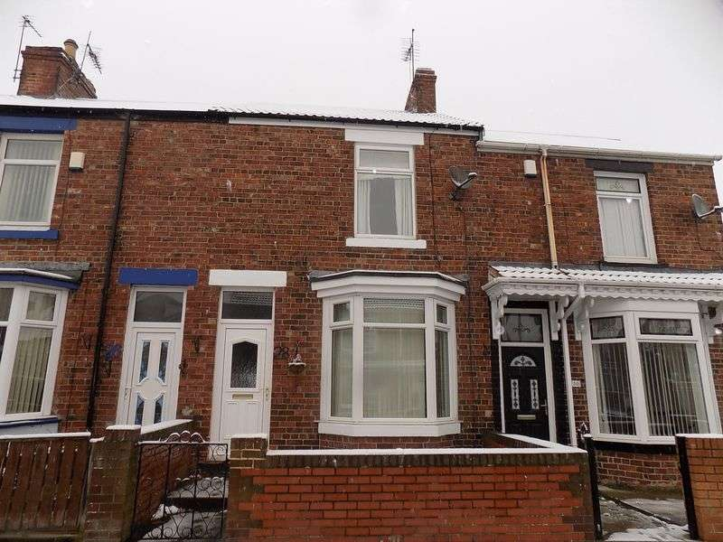 2 Bedrooms Terraced House for sale in King Edward Street, Shildon