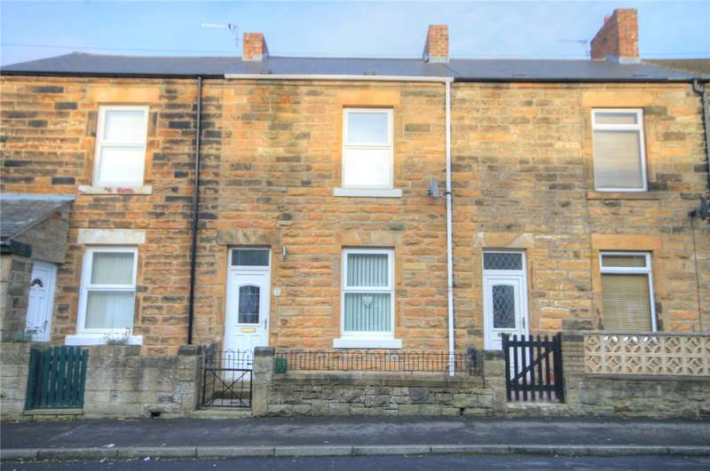 2 Bedrooms Terraced House for sale in Railway Street, Annfield Plain, Stanley, DH9
