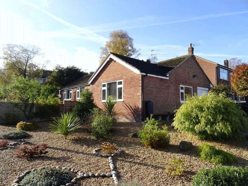 3 Bedrooms Detached Bungalow for sale in 1 Hazlemere Avenue, Macclesfield