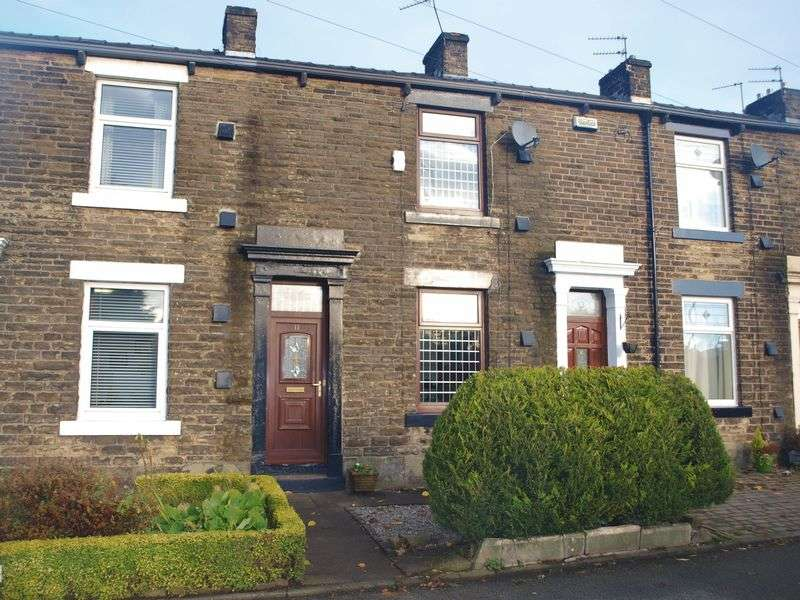 2 Bedrooms Terraced House for sale in Ladyhouse Lane, Milnrow, OL16 4EH