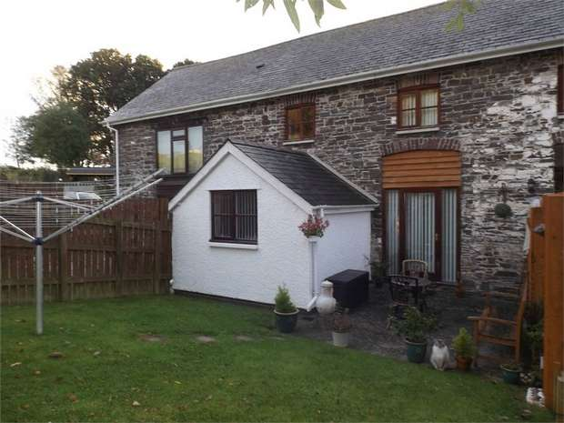 3 Bedrooms Semi Detached House for sale in Capel Dewi, Capel Dewi, Aberystwyth, Ceredigion