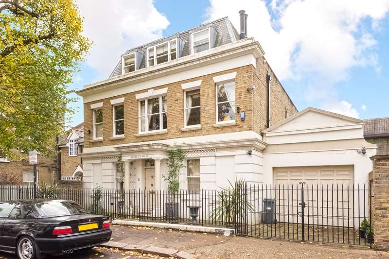 5 Bedrooms Detached House for sale in Duke Road, London, W4