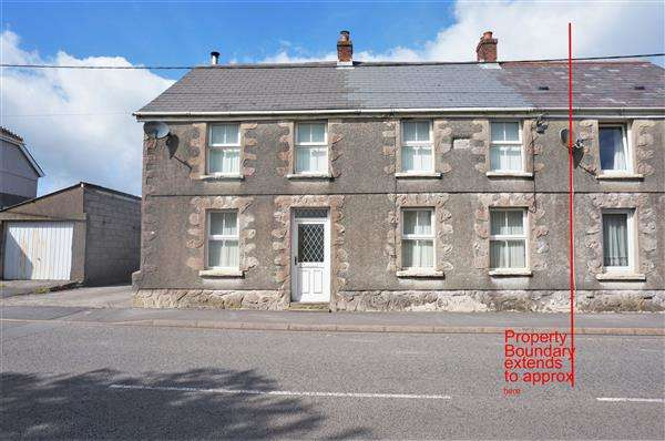 4 Bedrooms Semi Detached House for sale in Norton Road, PENYGROES, Llanelli