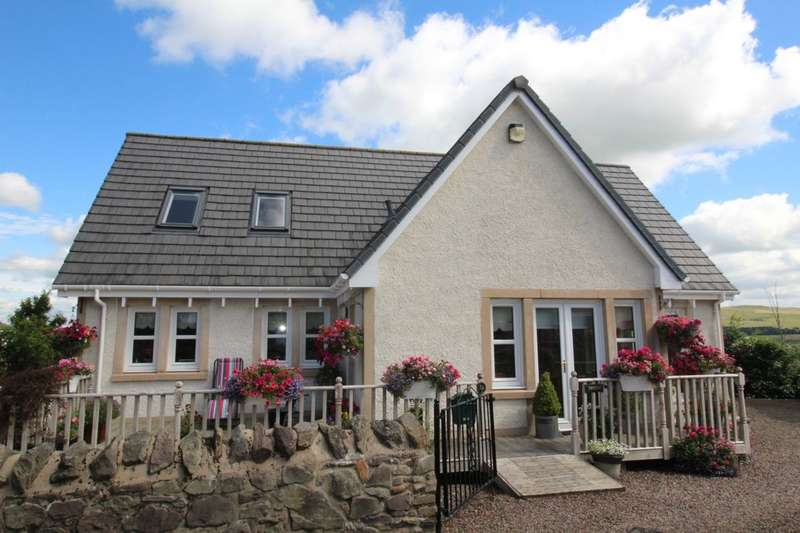 4 Bedrooms Detached House for sale in Craigie Brae, Lesmahagow, Lanark, ML11