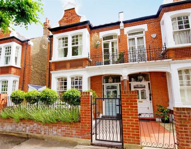 6 Bedrooms Semi Detached House for rent in Airedale Avenue, Chiswick