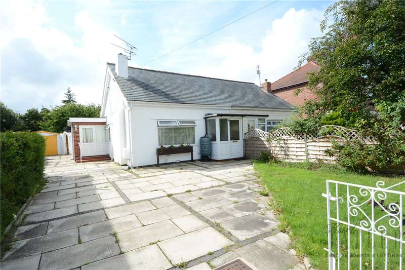 4 Bedrooms Semi Detached Bungalow for sale in Pinetree Grove, Moreton, Wirral