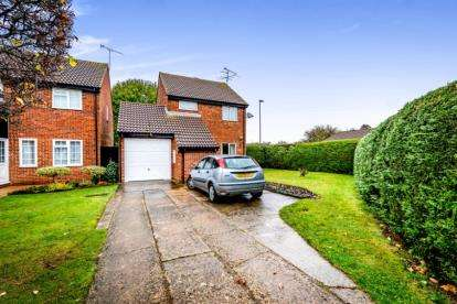4 Bedrooms Detached House for sale in Gemini Close, Leighton Buzzard, Bedfordshire
