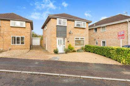 4 Bedrooms Detached House for sale in Wallingford Close, Toothill, Swindon, Wiltshire