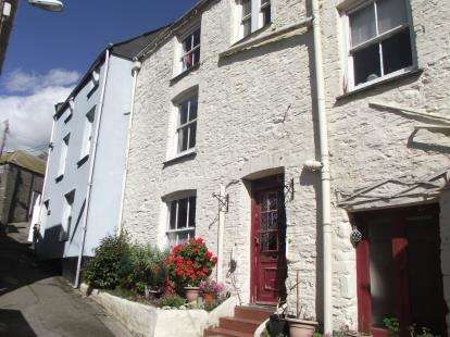 5 Bedrooms Terraced House for sale in Mevagissey, St. Austell, Cornwall