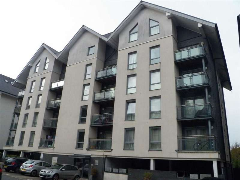 1 Bedroom Flat for sale in Victory Apartments, Copper Quarter, Pentrechwyth