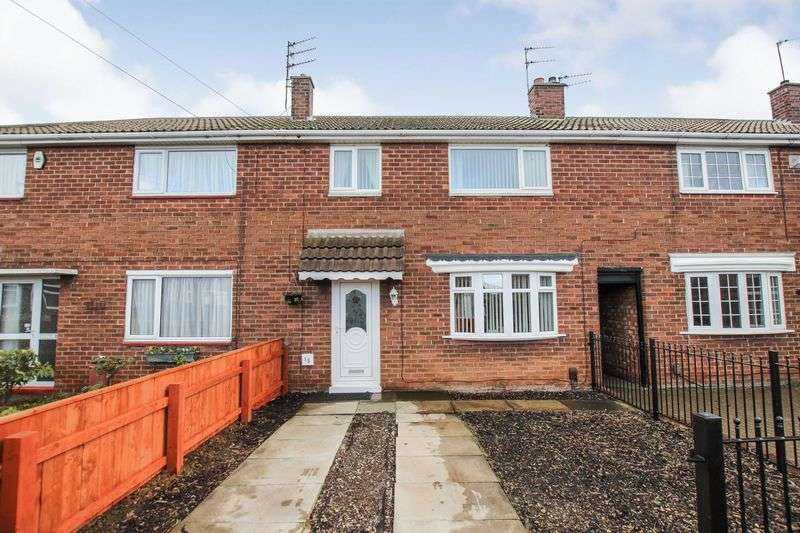 3 Bedrooms Terraced House for sale in Calder Grove, Redcar