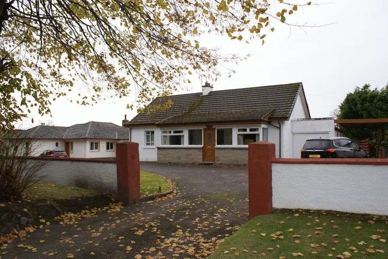 2 Bedrooms Detached Bungalow for sale in Detached Bungalow Annfield Road, Inverness