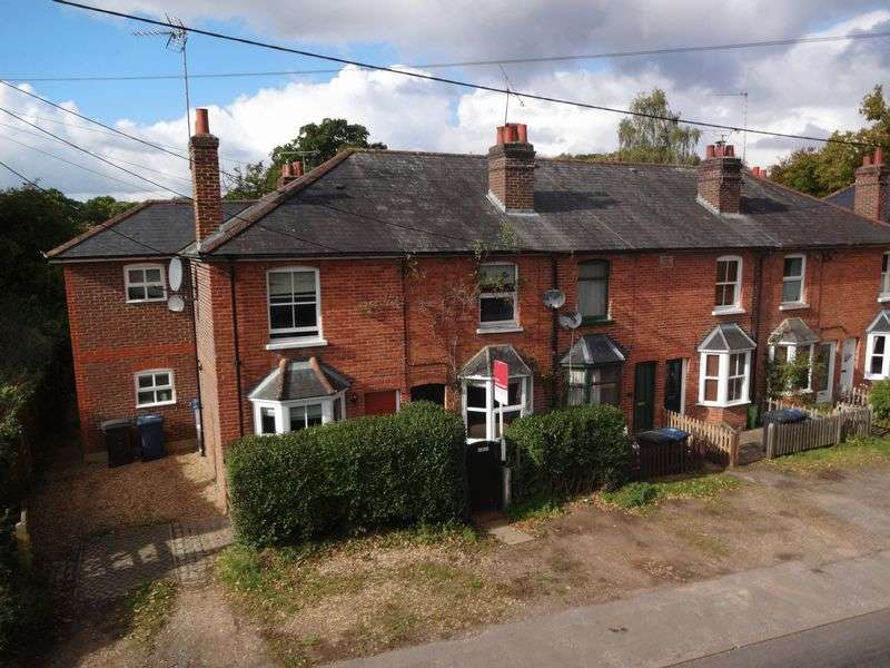 2 Bedrooms Terraced House for sale in Petworth Road, Godalming
