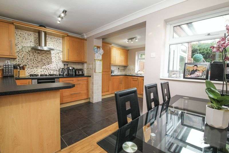 3 Bedrooms Semi Detached House for sale in Dunscore Road, Winstanley