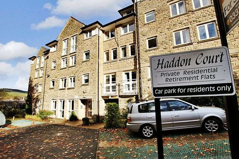 2 Bedrooms Retirement Property for sale in Haddon Court, Buxton, SK17 6PN