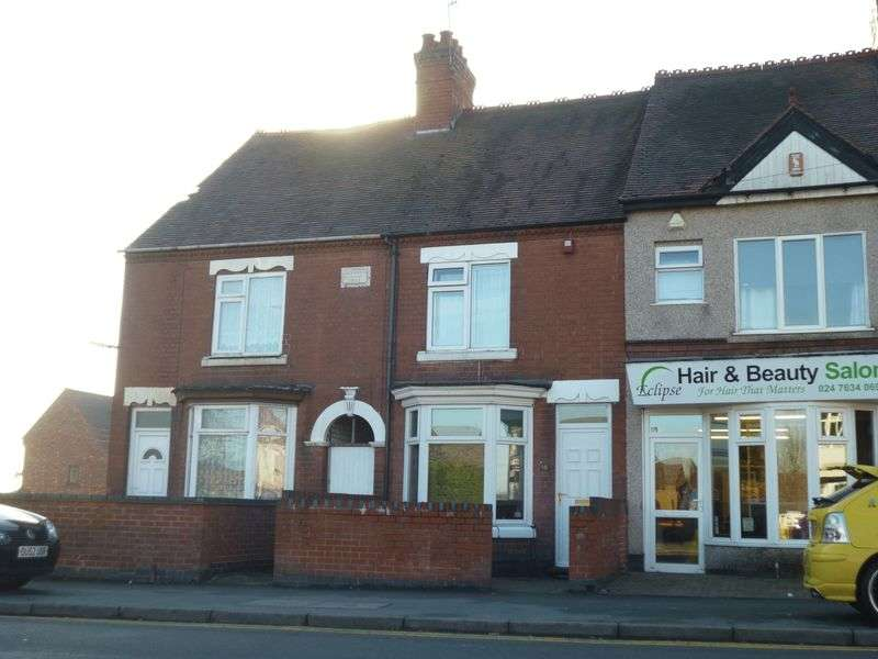3 Bedrooms Terraced House for sale in Haunchwood Road, Nuneaton
