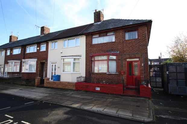 3 Bedrooms Property for sale in Montrose Road, Liverpool, Merseyside, L13 8DS