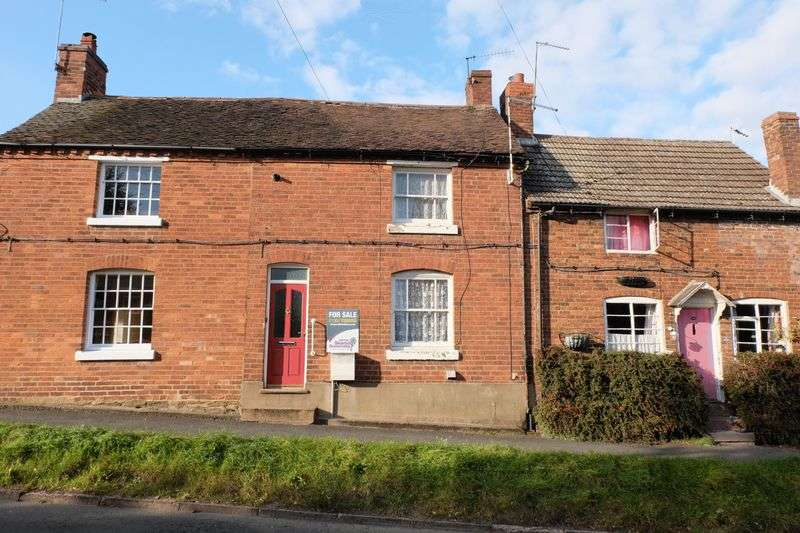 2 Bedrooms Terraced House for sale in Wyre Hill, Bewdley DY12 2UE