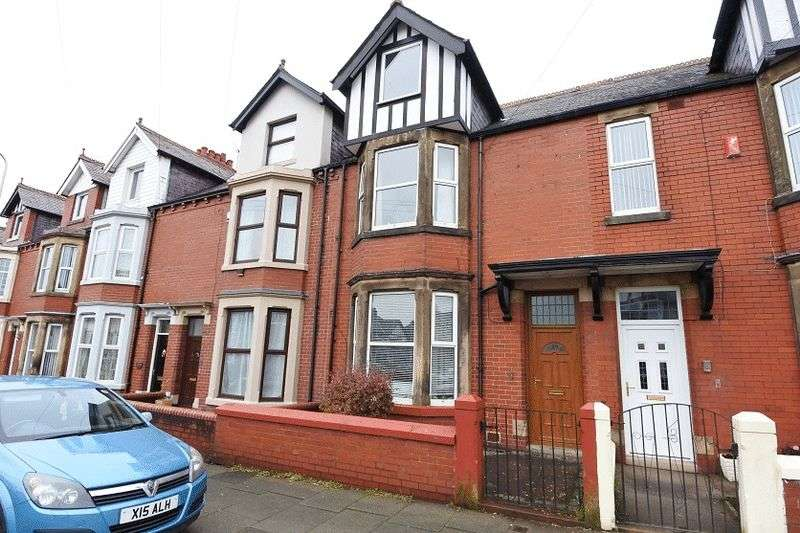 4 Bedrooms Terraced House for sale in Upperby Road, Carlisle
