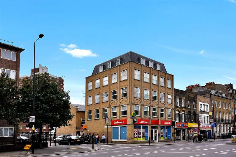 2 Bedrooms Flat for sale in Comro Building, 6 Devonport Street, London, E1