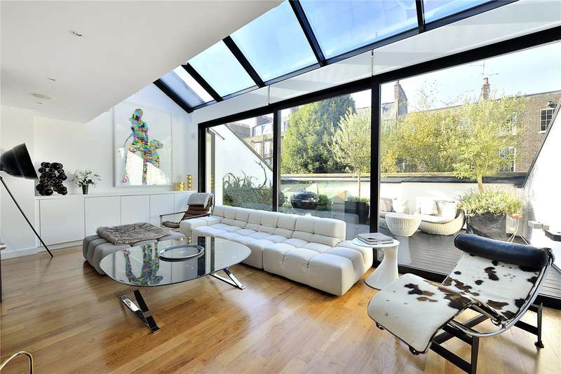 4 Bedrooms House for sale in Compton Avenue, London, N1