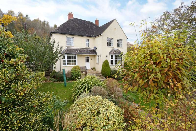 5 Bedrooms Detached House for sale in Bospin Lane, South Woodchester, Stroud, Gloucestershire, GL5