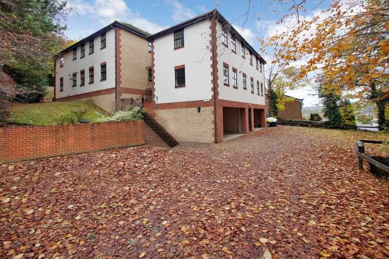2 Bedrooms Apartment Flat for sale in Boxmoor, The Beeches, Hemel Hempstead