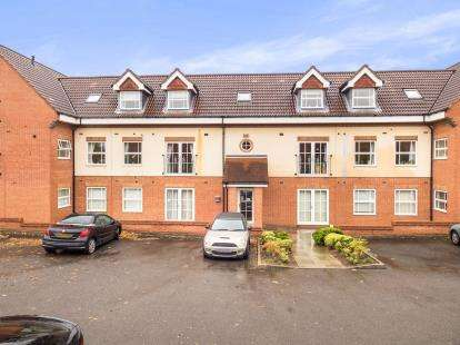 2 Bedrooms Flat for sale in Green Court, Moor Lane, Bingham, Nottingham