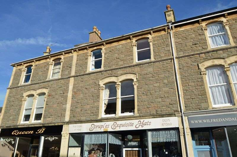 3 Bedrooms Flat for sale in Alexandra Road, Clevedon