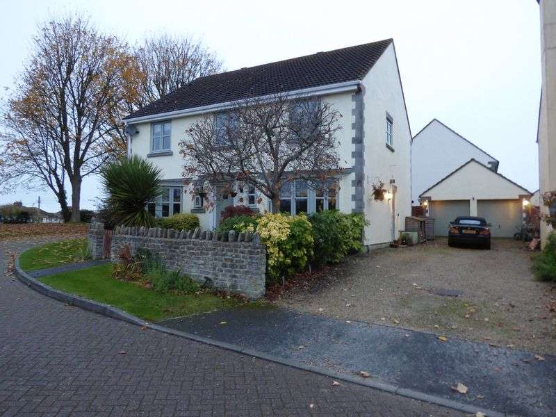 4 Bedrooms Detached House for sale in Blackford, Wedmore
