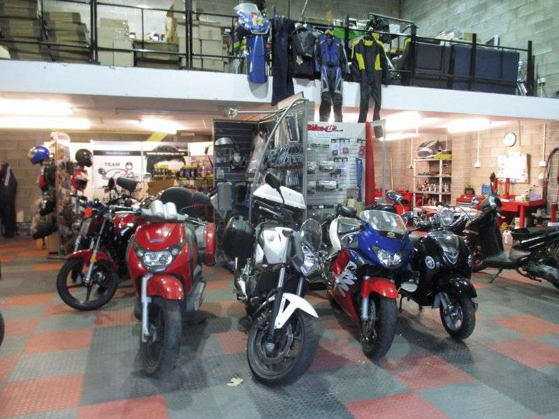 Property for sale in Leasehold motorcycle business