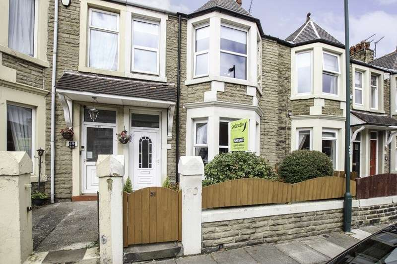 3 Bedrooms Terraced House for sale in Lumley Road, Redcar