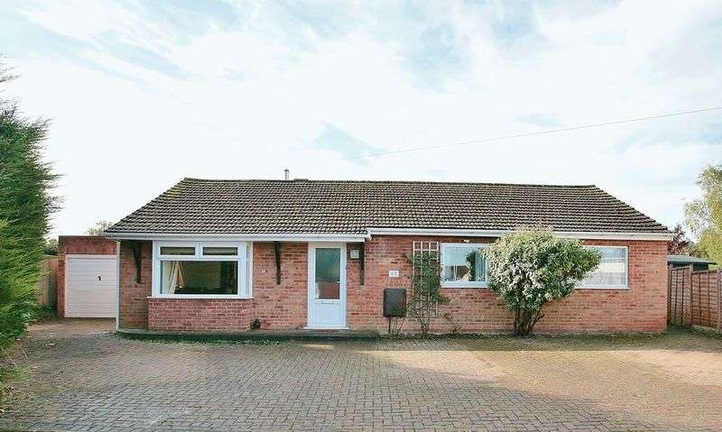 3 Bedrooms Detached Bungalow for sale in Elm Close, Oxford