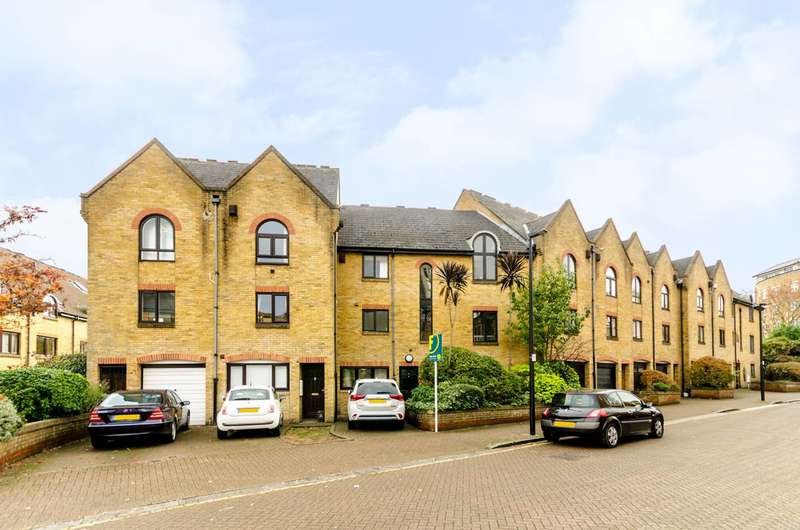 5 Bedrooms Terraced House for sale in Kennet Street, Wapping, E1W
