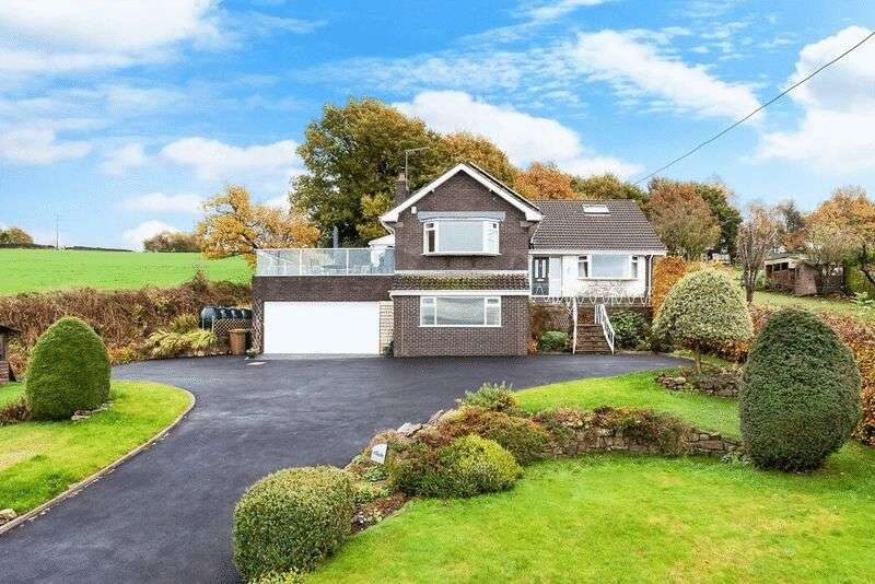 5 Bedrooms Detached House for sale in Hurst Road, Biddulph
