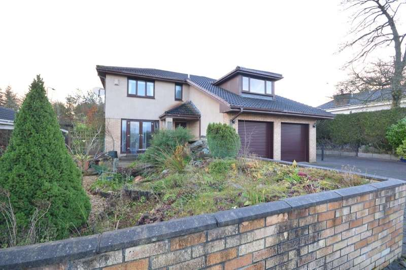 5 Bedrooms Detached House for sale in Parkland Grove, Stoneyburn, Bathgate, EH47