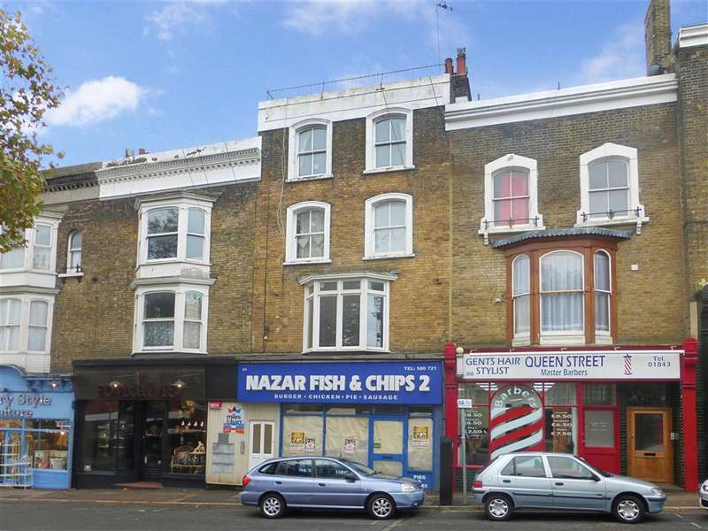 2 Bedrooms Flat for sale in Queen Street, Ramsgate, Kent