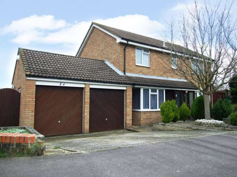 4 Bedrooms Detached House for sale in Caraway Road, Earley, Berkshire, RG6