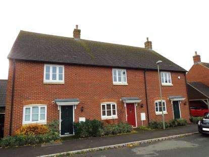 3 Bedrooms Terraced House for sale in Buchanan Road, Upper Arncott, Bicester, Oxon